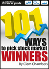 101 Ways to Pick Stock Market Winners by Clem Chambers