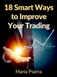 ADVFN Books: 18 Smart Ways to Improve Your Trading by Maria Psarra