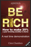 ADVFN's Be Rich by Clem Chambers