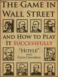 The Game in Wall Street by Clem Chambers