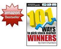 Amazon bestseller 101 Ways to Pick Stockmarket Winners by Clem Chambers